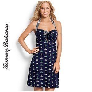 Tommy Bahama Bathing Suit Sailboat Dress Size XS